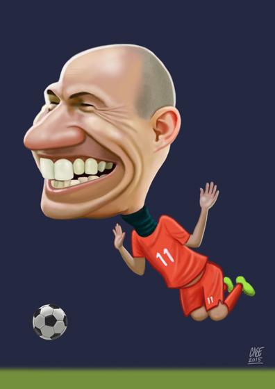 Arjen Robben Foto Bugil Bokep 2017